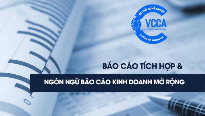 Báo cáo tích hợp và ngôn ngữ báo cáo kinh doanh mở rộng