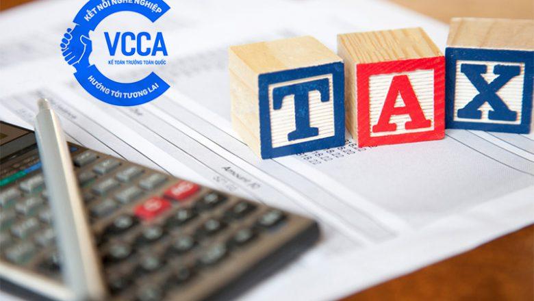 Quy định mới về khai thuế Giá trị gia tăng, thuế Thu nhập cá nhân, lệ phí môn bài