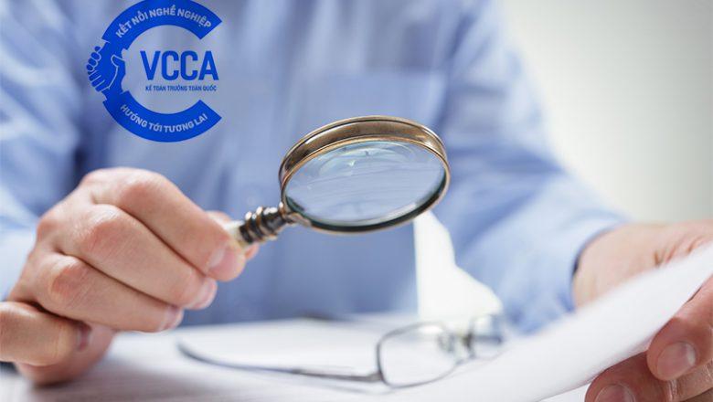 Ứng dụng kỹ thuật kế toán điều tra tại Phòng Thanh tra Quận 10, TP. Hồ Chí Minh