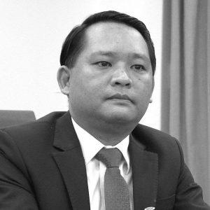 Ông Trịnh Đức Vinh